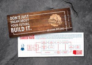 Build Life Bookmark