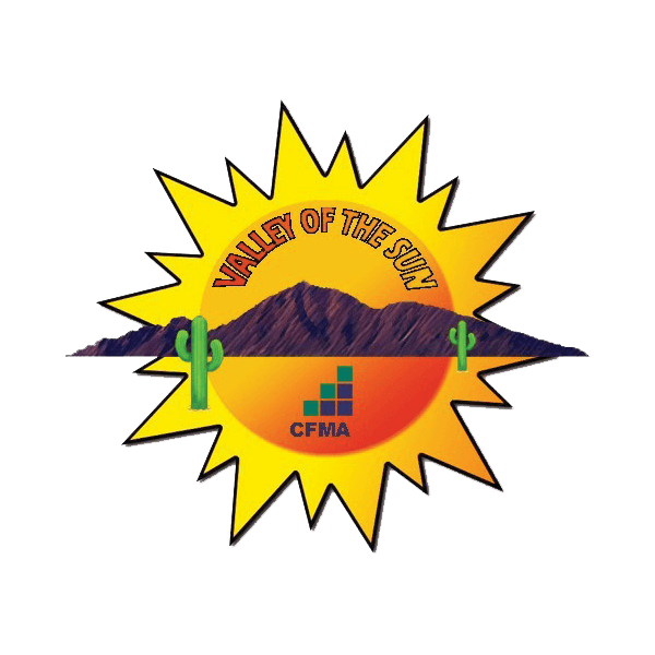 Valley of the Sun Chapter of Construction Financial Management Association (CFMA) Logo