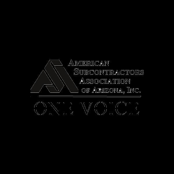 American Subcontractors Association of Arizona Logo